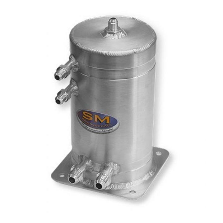 Alloy Fuel Surge Tank
